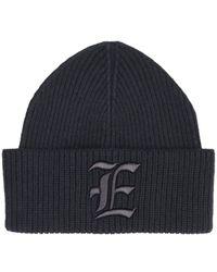 Ermanno Scervino Hats Black