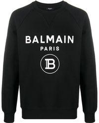 Balmain Jumpers Black