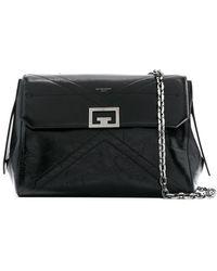 Givenchy Medium Id Top-handle Bag - Black