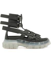 Rick Owens Sandals Black