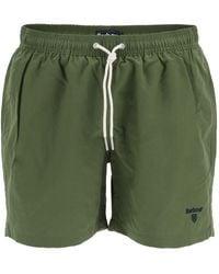 Barbour Essential Swim Trunks - Green