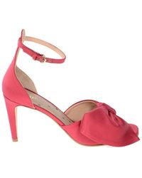 RED Valentino R.e.d. Valentino Sandals Red - Pink