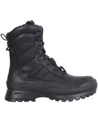McQ In-8 Tactical Boots - Black