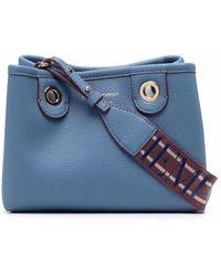 Emporio Armani E.armani Myea Pre Bags.. Blue