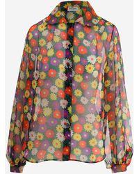 Saint Laurent Shirts - Multicolour