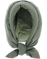 Ienki Ienki Hustka Hood Hat - Green
