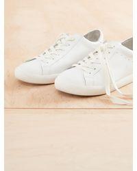 Banana Republic Essential Sneaker - White