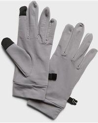 Banana Republic Knit City Glove - Gray