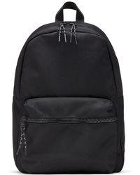 Banana Republic Solid Backpack - Black
