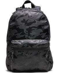 Banana Republic Camo Backpack - Black