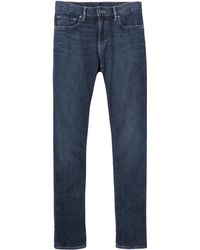 Banana Republic - Slim Rapid Movement Denim Medium Wash Jean - Lyst