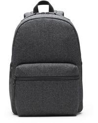 Banana Republic Herringbone Backpack - Gray
