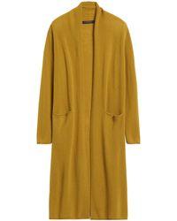 Banana Republic Cashmere Duster Cardigan Sweater - Green