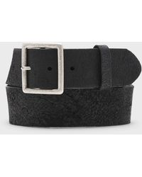 Banana Republic - Rugged Leather Belt - Lyst