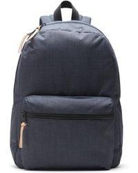 Banana Republic Heathered Backpack - Blue