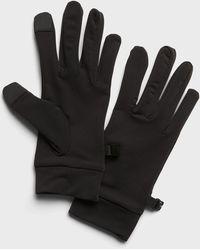 Banana Republic Knit City Glove - Black