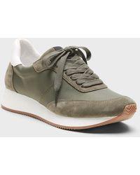 Banana Republic Essential Sneaker Sneaker - Green