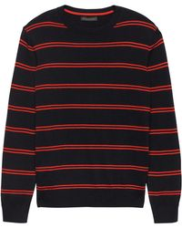 Banana Republic - Italian Merino Stripe Sweater - Lyst