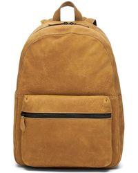 Banana Republic Suede Backpack - Brown