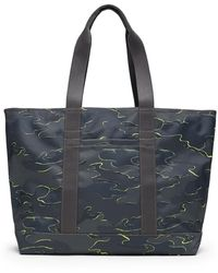 Banana Republic Camo Large Tote Bag - Multicolor