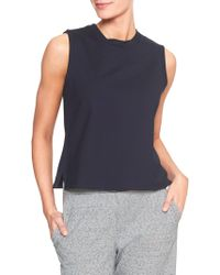Banana Republic Factory - Ponte Shell Tank - Lyst