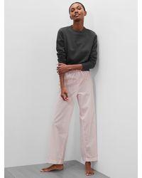 Banana Republic Factory Pajama Bottom - Pink