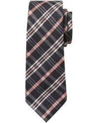 Banana Republic Factory - Pink Plaid Tie - Lyst
