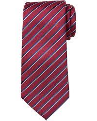 Banana Republic Factory - Anti-stain Stripe Tie - Lyst