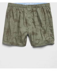 Banana Republic Factory - Forest Scene Boxers - Lyst