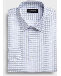 Banana Republic Factory - Slim-fit Premium Luxe Shirt - Lyst
