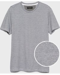 Banana Republic Factory - Mini Stripe Dress T-shirt - Lyst