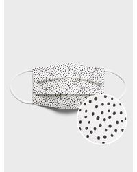Banana Republic Factory Adult Face Mask 3-pack - White