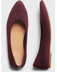 Banana Republic Factory Sustainable Knit Flat - Multicolor