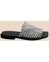 Parme Marin - Chess Sandal - Lyst
