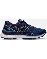 Asics Gel-nimbus 22 Running Shoes - Ss20 - Gray