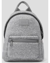 Dagne Dover Dakota Backpack (small) - Gray