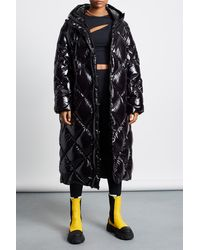 Stand Studio Farrah Coat - Black