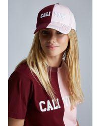 Cynthia Rowley - Embroidered Caliyork Hat - Lyst
