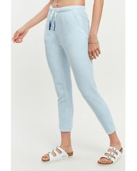 Electric and Rose Huntley Terry Jogger - Blue