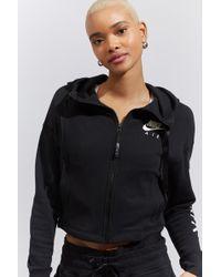 Nike - Air Full-zip Fleece Hoodie - Lyst
