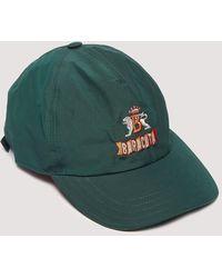 Baracuta - Baseball Hat Racing Green - Lyst