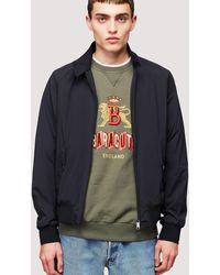 Baracuta Stretch G9 Deep Blue