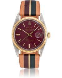 La Californienne - Rolex 1977 Oyster Perpetual Datejust Watch - Lyst
