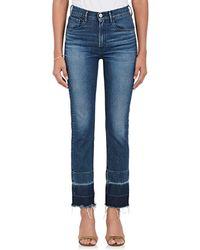 3x1 - W4 Shelter Straightleg Crop Jeans - Lyst
