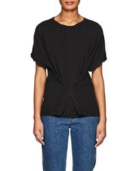Opening Ceremony - Convertible Cotton Jersey T-shirt - Lyst
