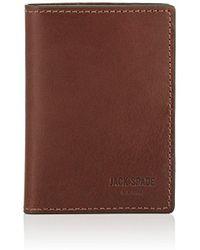 Jack Spade - Folding Card Case - Lyst