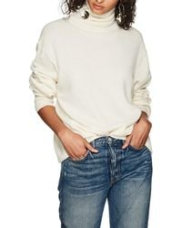 The Row - Janillen Cashmere Turtleneck Sweater - Lyst