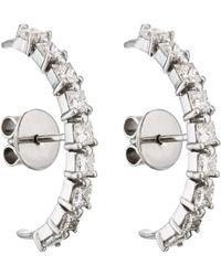 Ana Khouri - Mirian Diamond Earrings - Lyst