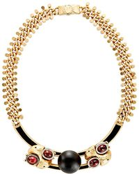 Maison Mayle - Love Serpent Necklace - Lyst
