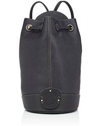 Ghurka Burma Backpack - Black